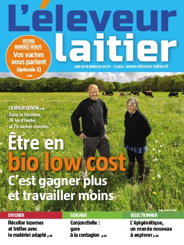 Couverture du magazine La France Agricole n°271