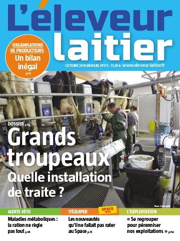 Couverture du magazine La France Agricole n°275