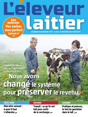 Couverture du magazine La France Agricole n°277