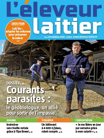 Couverture du magazine La France Agricole n°283